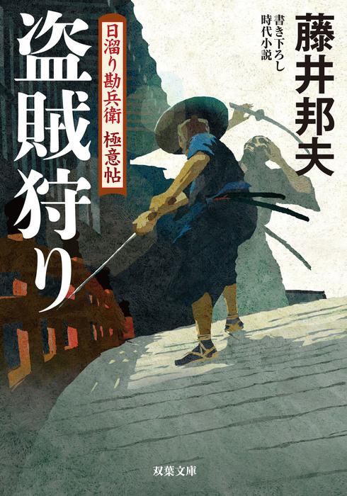 日溜り勘兵衛極意帖 : 6 盗賊狩り-電子書籍-拡大画像