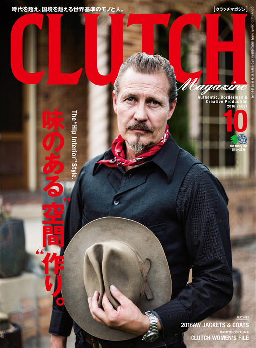 CLUTCH Magazine Vol.51拡大写真