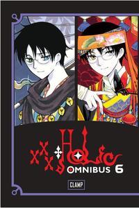 xxxHOLiC Omnibus 6-電子書籍