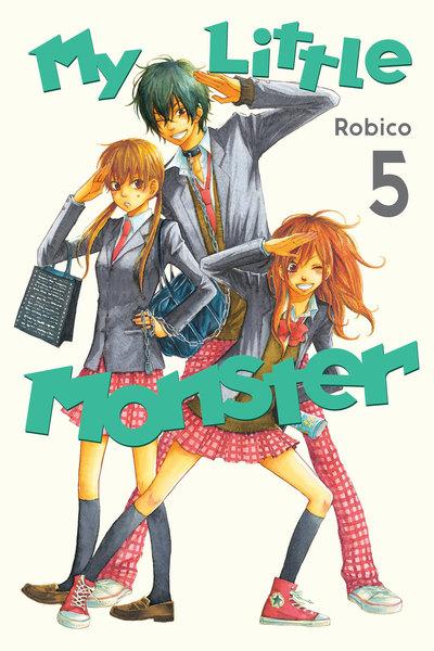 My Little Monster 5-電子書籍
