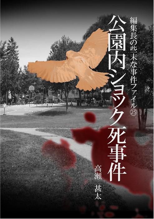 編集長の些末な事件ファイル25 公園内ショック死事件-電子書籍-拡大画像