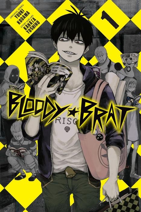 Bloody Brat, Vol. 1拡大写真
