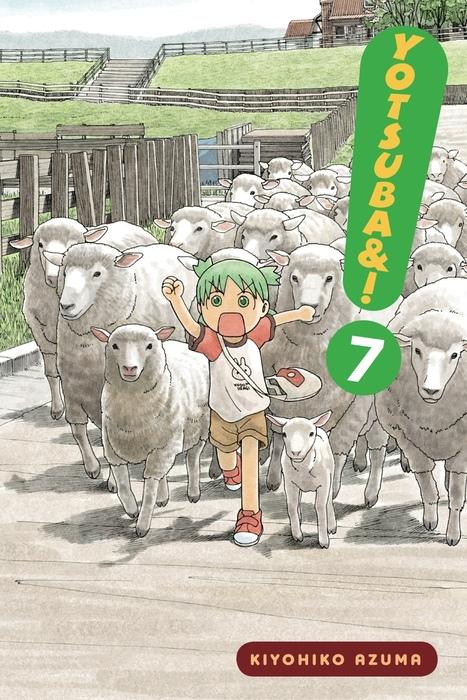 Yotsuba&!, Vol. 7拡大写真