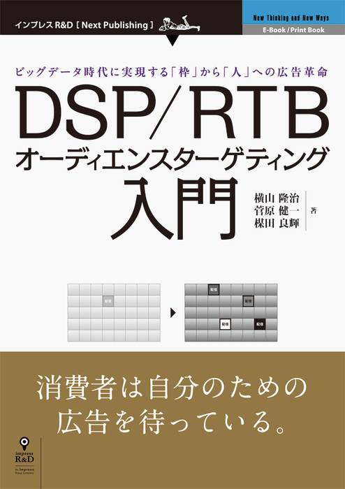 DSP/RTBオーディエンスターゲティング入門拡大写真