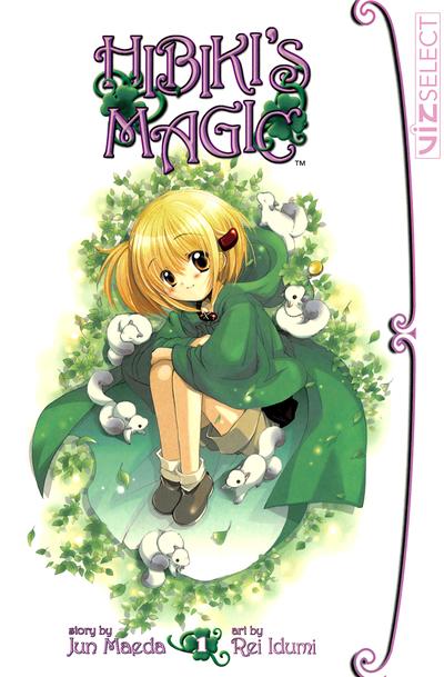 Hibiki's Magic, Vol. 1-電子書籍