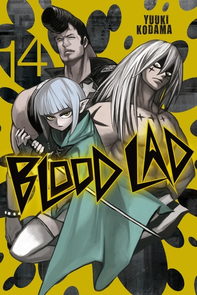 Blood Lad, Vol. 14