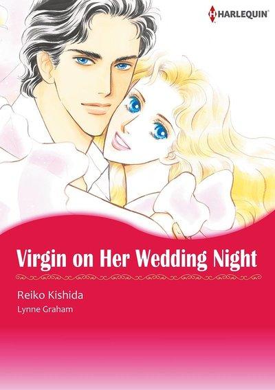 VIRGIN ON HER WEDDING NIGHT-電子書籍