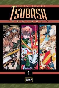 Tsubasa Omnibus 1-電子書籍
