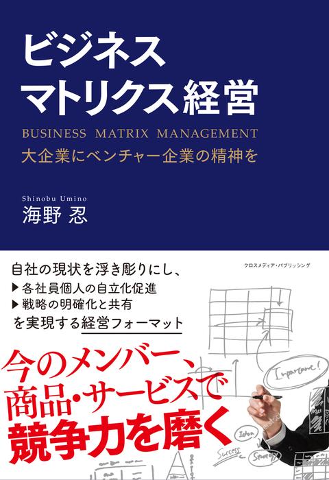 ビジネスマトリクス経営拡大写真