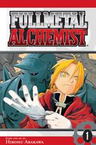 「Fullmetal Alchemist」シリーズ