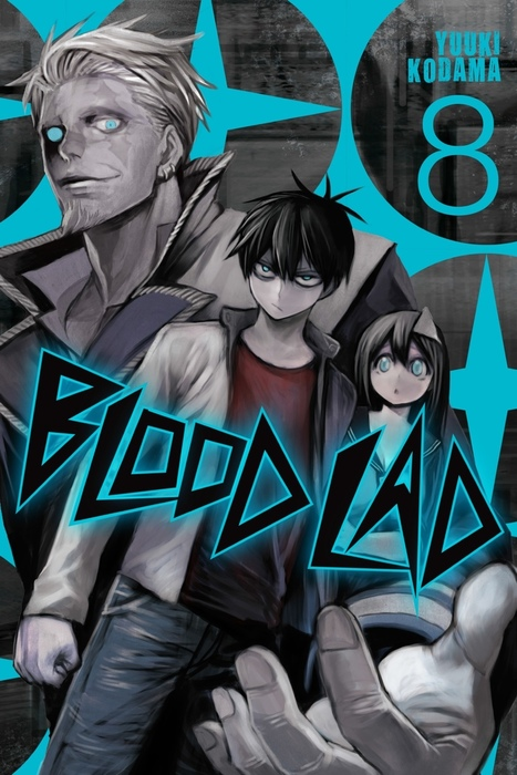 Blood Lad, Vol. 8拡大写真
