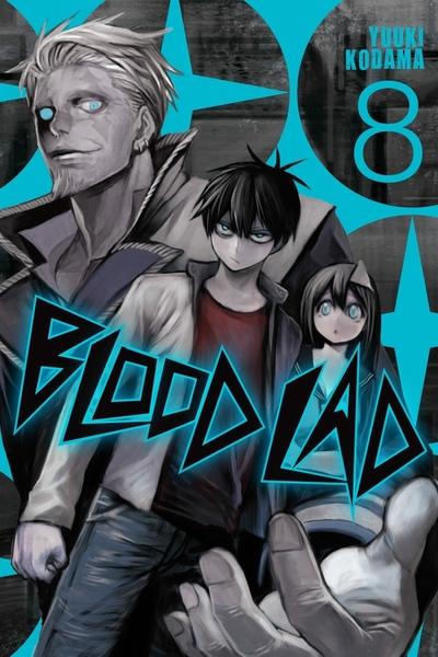 Blood Lad, Vol. 8-電子書籍
