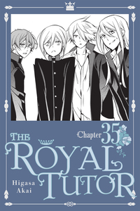 The Royal Tutor, Chapter 35
