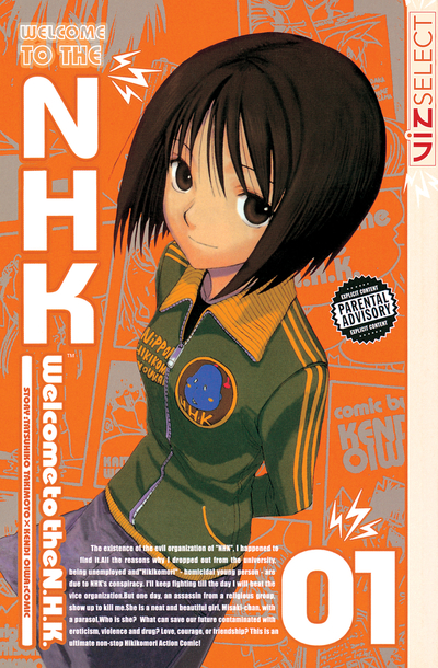 Welcome to the N.H.K., Vol. 1-電子書籍