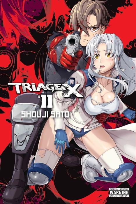 Triage X, Vol. 11拡大写真