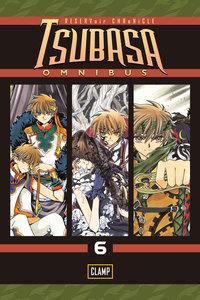 Tsubasa Omnibus 6