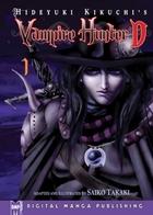 Vampire Hunter D Vol. 1
