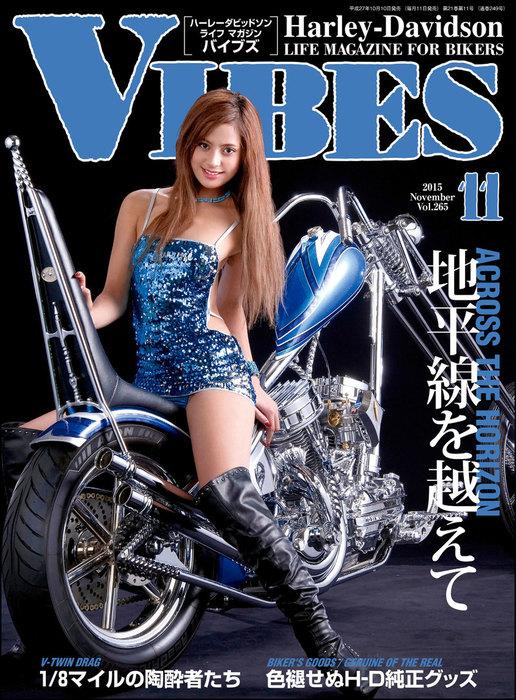 VIBES【バイブズ】2015年11月号-電子書籍-拡大画像