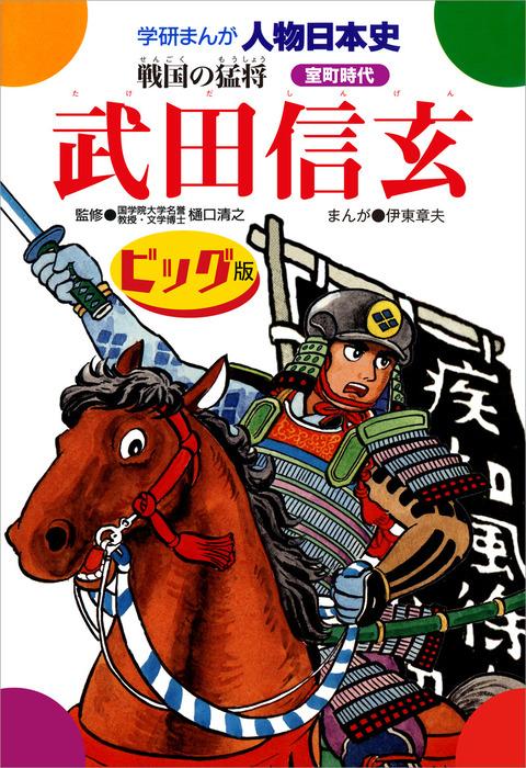 武田信玄 ビッグ版 戦国の猛将-電子書籍-拡大画像