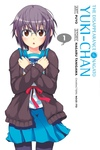 The Disappearance of Nagato Yuki-chan, Vol. 1-電子書籍