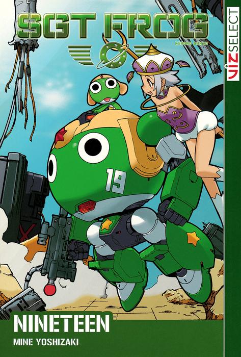 Sgt. Frog, Vol. 19拡大写真