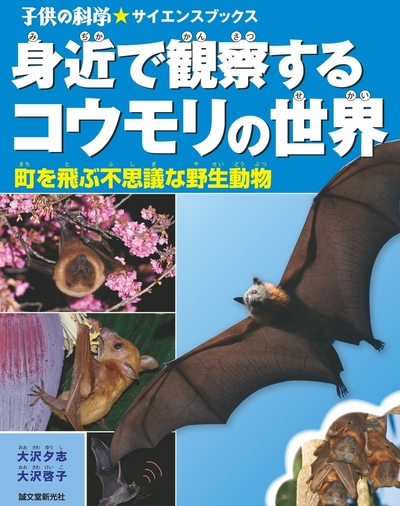 身近で観察するコウモリの世界-電子書籍
