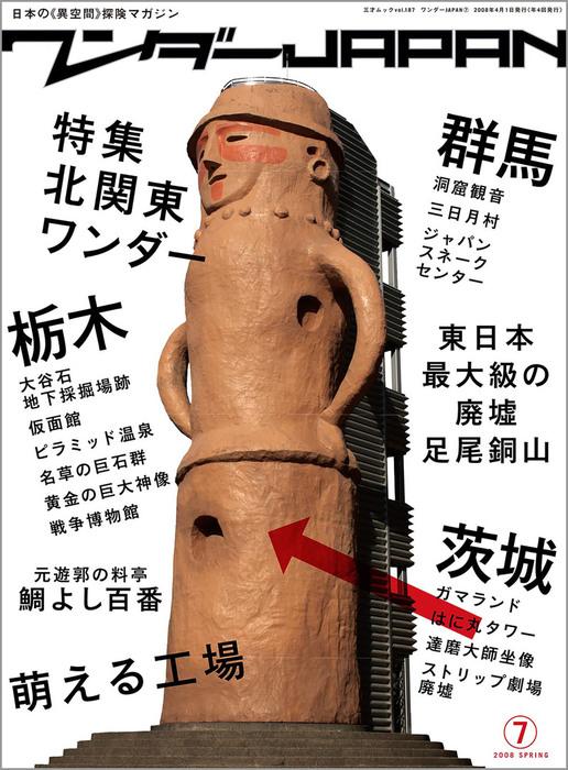 ワンダーJAPAN vol.07拡大写真