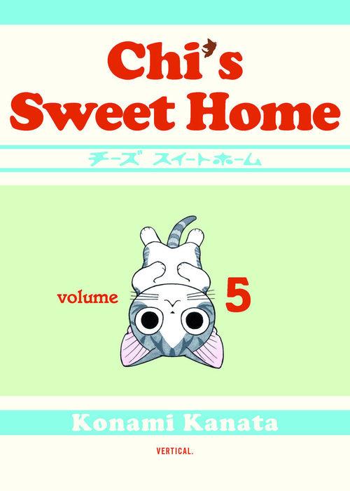 Chi's Sweet Home 5-電子書籍-拡大画像