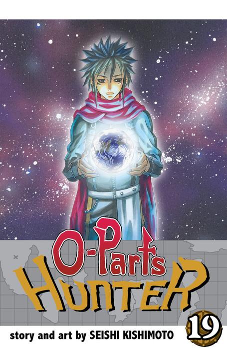 O-Parts Hunter, Vol. 19拡大写真