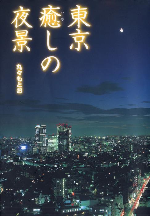 東京癒しの夜景拡大写真