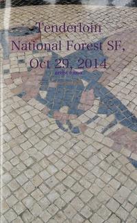 Tenderloin National Forest SF, Oct 29, 2014