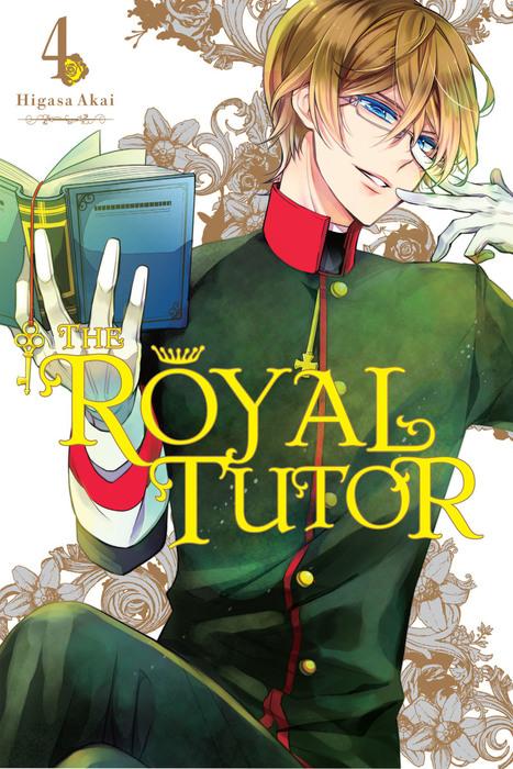 The Royal Tutor, Vol. 4拡大写真