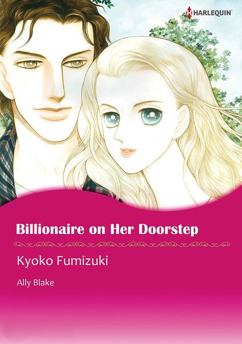 BILLIONAIRE ON HER DOORSTEP拡大写真