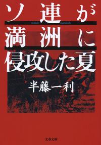 ソ連が満洲に侵攻した夏-電子書籍