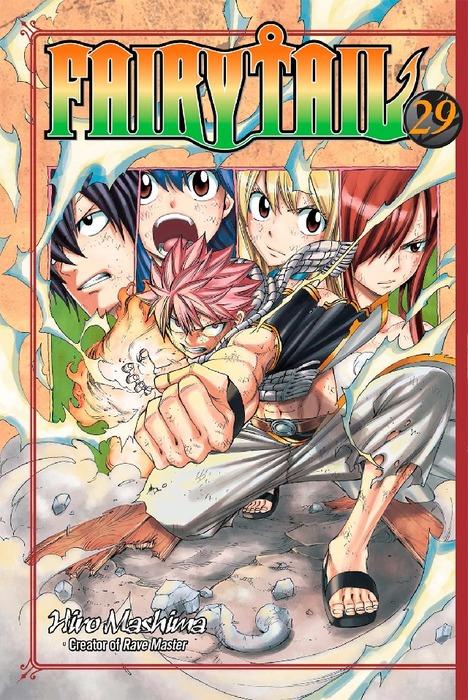Fairy Tail 29-電子書籍-拡大画像