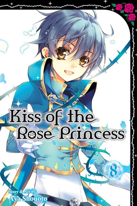 Kiss of the Rose Princess, Volume 8拡大写真