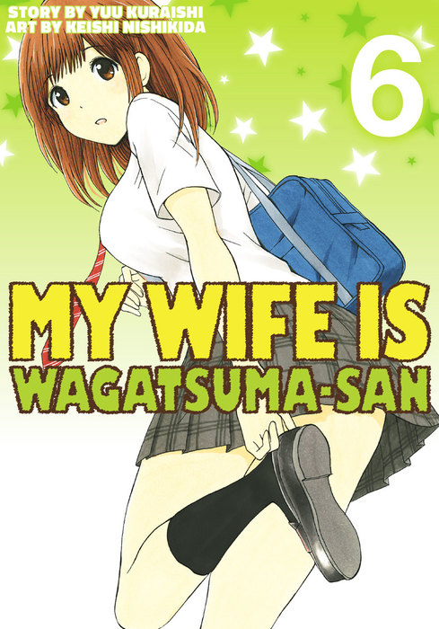 My Wife is Wagatsuma-san 6拡大写真