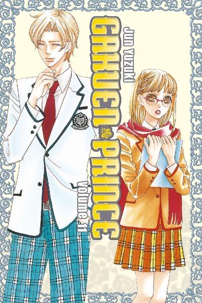 Gakuen Prince Volume 11
