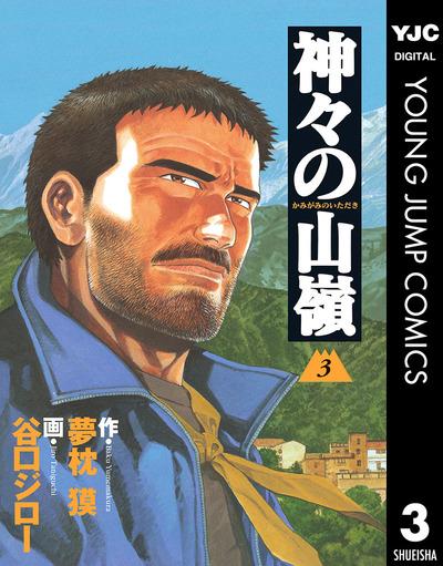 神々の山嶺 3-電子書籍