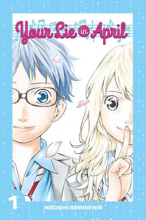 Your Lie in April 1拡大写真