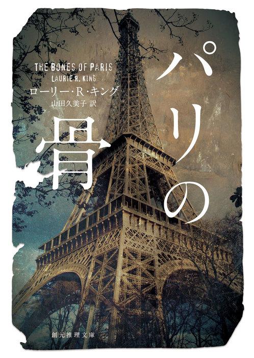 パリの骨拡大写真