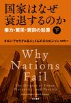 国家はなぜ衰退するのか 権力・繁栄・貧困の起源(下)-電子書籍
