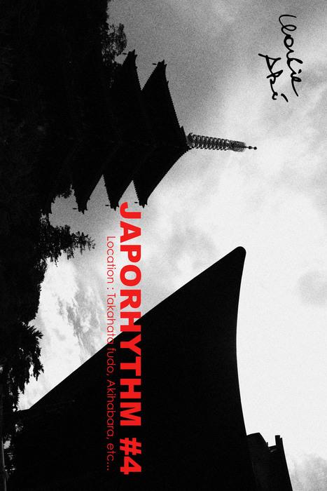 JAPORHYTHM #4 /Location: Takahata fudo, Akihabara, etc…拡大写真