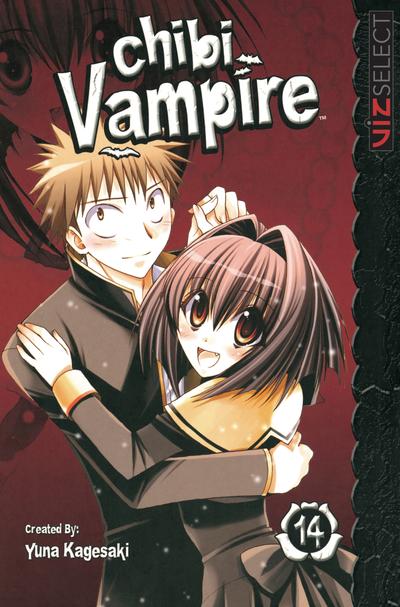 Chibi Vampire, Vol. 14