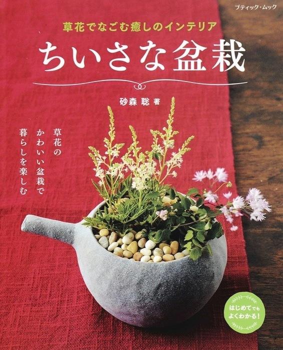 ちいさな盆栽-電子書籍-拡大画像