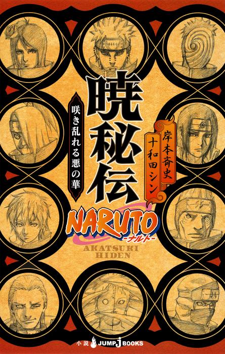 NARUTO―ナルト― 暁秘伝 咲き乱れる悪の華拡大写真