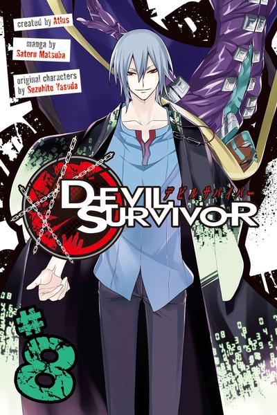 Devil Survivor Volume 8