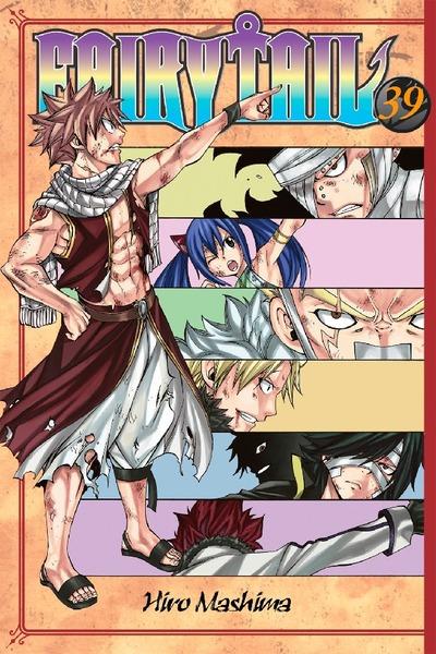 Fairy Tail 39-電子書籍