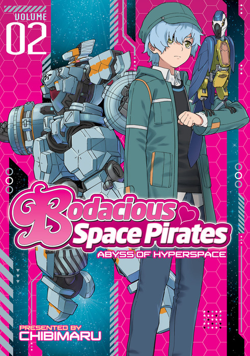 Bodacious Space Pirates: Abyss of Hyperspace Vol. 2拡大写真