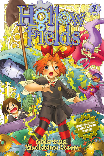 Hollow Fields Vol. 2-電子書籍